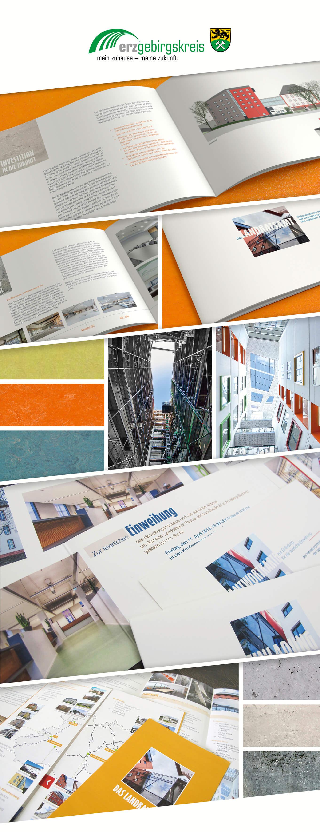 broschüre_einweihung_landratsamt_erzgebirgskreis_annaberg